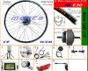 Bicycle elettrico Kit con CC Hub Motor Kit di 250W Front Brushless