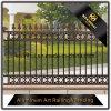 최신 판매 장식적인 분말 별장을%s 입히는 알루미늄 안전 정원 담
