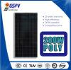 Le poly panneau solaire le plus inférieur des prix 280W en Afrique