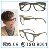고품질 새로운 디자인 나무는 안경알, 남자를 위한 Eyewear 광학 유리 프레임을 좋아한다