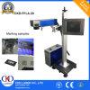Máquina de la impresión por láser de la fibra del nombre de dispositivo del Manufactory en productos plásticos