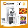 Máquina de embalagem vertical automática para o enchimento e a selagem do alimento