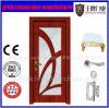 Matériau de construction de haute qualité en PVC Porte MDF