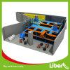 昇進の遊園地のための幼児の屋内トランポリン