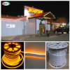Da luz de néon Bendable da corda do cabo flexível do diodo emissor de luz do preço 110V 230V do Natal iluminação de néon