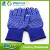 Guantes de trabajo de dispensación de nylon sedosos de alto grado de la protección de los guantes protectores del trabajo