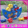 2017 giocattoli di legno all'ingrosso del bambino, giocattoli di legno d'equilibratura del bambino, giocattoli di legno del bambino di nuovo disegno da vendere W11f068