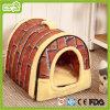 Het Gevouwen Huis van de kat Manier met Kussen