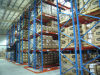 Altezza Adjustable Plastic Pallet Racking per Warehouse Storage
