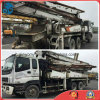 37m 본래 White 2007년 Used 8*4-LHD-Drive Sany Pump Isuzu Chassis Truck