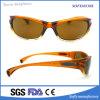 Brown libero polarizzato stile di vita Premium poco costoso mette in mostra gli occhiali del Mens