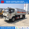 HOWO 4X2 10cbm camion-citerne d'huile 10000L chariot Camion de ravitaillement en carburant du réservoir de carburant
