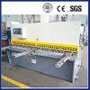 Автомат для резки плиты CNC, машина гидровлической гильотины CNC режа (QC12K-12X3200)