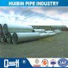 De HDPE de grande diâmetro do tubo plástico Double-Wall ondulado para rede de esgotos