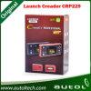 新しい進水X431 Creader Crp229の接触5.0 人間の特徴をもつシステムOBD2完全な診断アップデートオンラインWiFiはCrp 229コード読取装置をサポートした