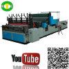 Equipo de producción de papel del rodillo de la máquina del tejido del rodillo de la toalla de cocina de Rewinder