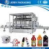 Машина завалки бутылки автоматического детержентного лосьона Китая жидкостная разливая по бутылкам