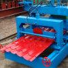Китайским крыша плитки поставщика застекленная металлом делая машину