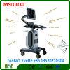Máquina Mslcu30 do ultra-som de Doppler da cor de Conectors 4D da ponta de prova do equipamento médico 4