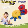 Brinquedos educacionais do bloco de apartamentos para 3-6 crianças