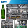 Het Vullen van het Bier van de Fles van het glas het Afdekken Machine 2 in-1