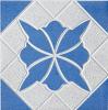 艶をかけられた陶磁器の床タイル(FS3025)