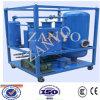 Separador de agua del petróleo del vacío de Zyw
