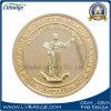 Moneda de oro de la aleación del cinc para la promoción
