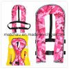 중국 150n Single Air Chamber Inflatable Life Jacket