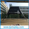 Advertizing를 위한 8X12m Double Top Aluminum Star Shade Beach Tent