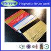 Cartão plástico do membro do código de Qr