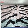 Sintéticos artificiais Faux PVC Tigre de couro degrãos de Zebra Padrão