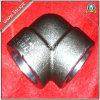 Raccord coudé 90 degrés en acier au carbone (YZF-E506)