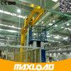 petite grue de potence de 500kg Manul avec l'élévateur à chaînes électrique à deux vitesses