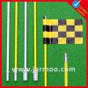 Drapeau de trous de golf en nylon résistant