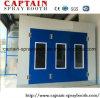 As vendas de boa qualidade padrão do carro da cabine de spray/cabine de pintura