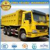무거운 수용량 6X4 Sinotruk HOWO 20 톤에서 판매를 위한 덤프 트럭 25 톤