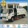 4X2 FAW 트럭 6 톤 패물 컴퓨레스 트럭 6 M3 쓰레기 쓰레기 압축 분쇄기