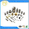 CNCの精密機械化の部品のクロム酸塩のさまざまなタイプ中国製