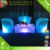 Conjunto luminoso de lujo de los muebles de la barra del moldeado rotatorio LED