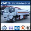 Fuelóleo do Ce Vc46 de Isuzu/caminhão tanque da água