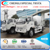 Nouveau camion mélangeur à béton mini design mobile