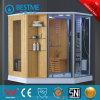 A madeira Home da sauna do vapor datilografa o quarto (KB--947)