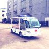 4 Ziekenwagen van het Gebruik van het Ziekenhuis van zetels de Mini Elektrische