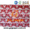 Chinesischer preiswerter Chese Zoll gedruckt, Seidenpapier einwickelnd