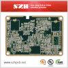 Placa rígida Multi-Layer do PWB do ouro da imersão da eletrônica