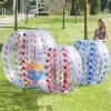 Burbuja Zorb Loopy 1,5 millones de balón de fútbol para el juego de fútbol