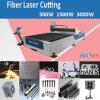 Faser-Laser-Ausschnitt-Maschine Hans-GS 1000W mit leistungsfähigem Ausschnitt