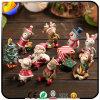 Heiße Verkauf Zakka Harz-Fertigkeit-Dekoration-Karikatur-Tiere mit fördernden Geschenken
