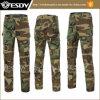 Camouflage &#160 de régfion boisée ; La longue culotte tactique militaire d'hommes extérieurs